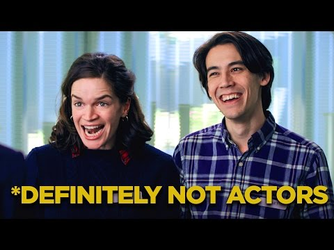 Extremely Real People Who Are Definitely Not Actors