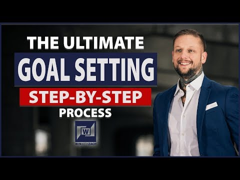 The Ultimate Step-By-Step Process For Achieving Goals