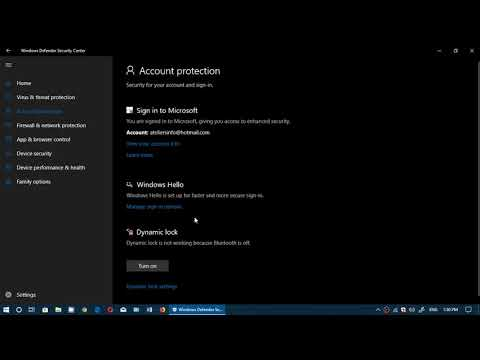 Windows 10 Spring Creators update Review Windows Defender and PC security