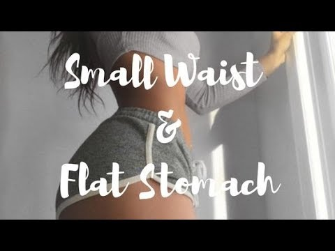Small Waist & Flat Tummy Subliminal
