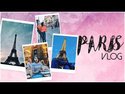 I saw the Mona Lisa in Paris! | Paris Vlog | MostlySane