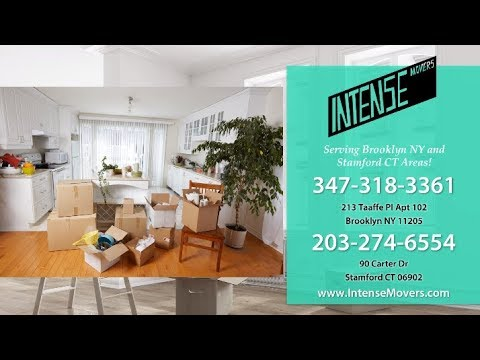 Intense Movers, Inc. | Brooklyn NY Stamford CT Movers and Storage