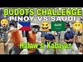 Budots Dance Challenge Pinoy Vs Saudi | Laughtrip Hataw Si Kabayan