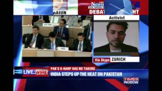 India highlighting Balochistan at UNHRC is a huge diplomatic achievement - BRP