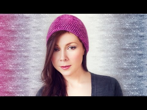How to Crochet a Beanie Hat for Beginners