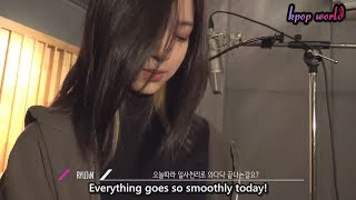 Download [ENG SUB] [ITZY? ITZY!] EP1. At The Recording Studio Video