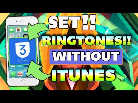 How To Set Ringtones On iPhone Without iTunes !! Latest Method 2017 (No Jailbreak) In 30 Seconds