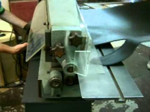 R36 Strip & Strap Cutter - Used Model Demo