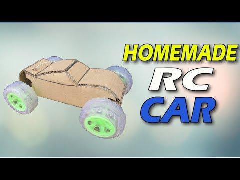 How To Make RC Car at Home | Technical Ninja