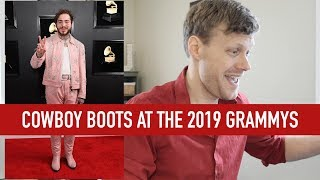 Download Who Wore Cowboy Boots at the 61st Grammys? Video