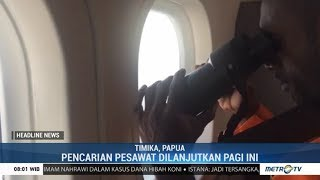 Tim SAR Lanjutkan Pencarian Pesawat Perintis Rimbun Air