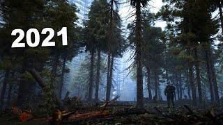 10 Новых Игр в Открытом Мире 2021 Года