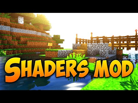 Minecraft Fast Tutorial | Shaders Mod + Forge + OptiFine