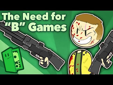 "Wolfenstein vs Call of Duty - The Need for ""B"" Games - Extra Credits"