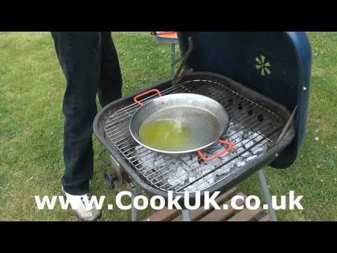 Paella Seafood Recipe