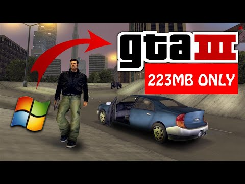 GTA 3 PC HIGHLY COMPRESSED DOWNLOAD