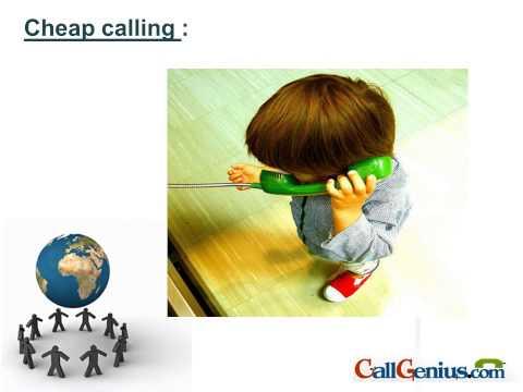 International Phone Calling Cards