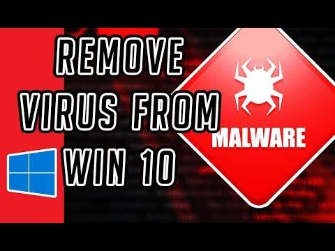 How to remove virus - malware from Windows PC | Tutorial