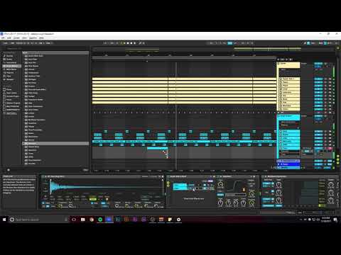 Writing Huge Melodic Dubstep in Ableton #3 (Track From Scratch)