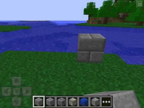 Two stone bricks in minecraft pe?