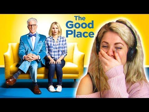 Irish People Watch The Good Place