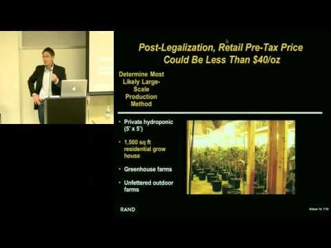 Marijuana Legalization in California, Policy Perspectives