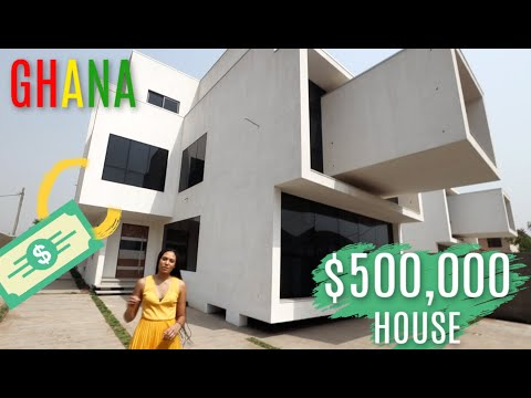 Xxx Mp4 WHAT 500 000 GETS YOU IN GHANA LUXURY HOME TOUR IN GHANA 3gp Sex