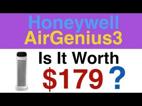 Honeywell Airgenius3 Air Purifier