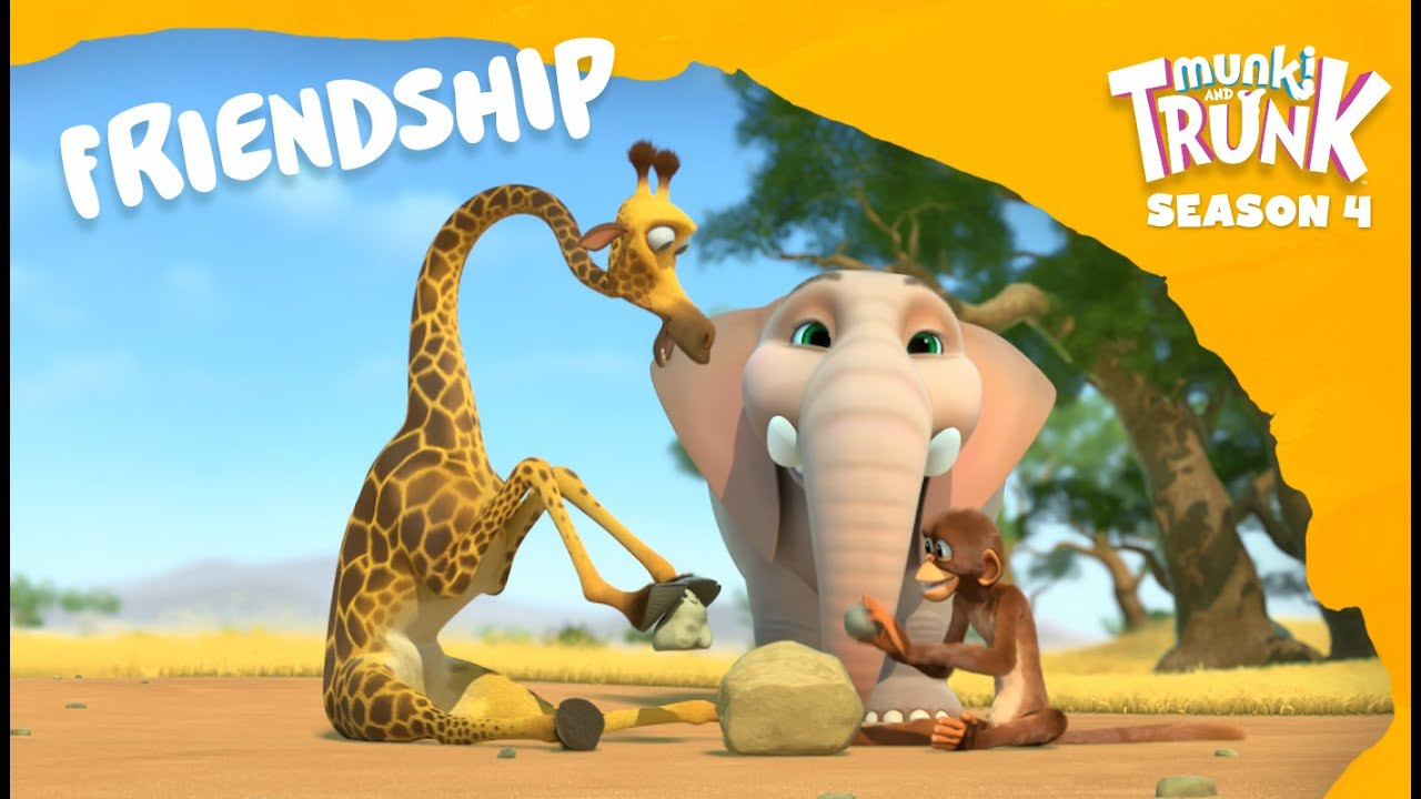 Friendship – Munki and Trunk Thematic Compilation #17