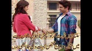Urdu 2 Lines Poetry Best Collection 2017  Part-17 Urdu/Hindi