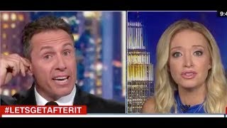 Chris Cuomo ends interview after INSANE lie from Trump staffer