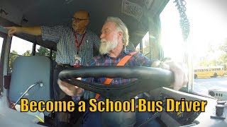 Join the Driving Force in Education! - Learn How to Become a School Bus Driver