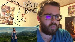 Beauty and the Beast - Golden Globes TV Spot Reaction!