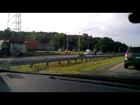 2013-07-15 7:50 I-395N CT Motorcycle Accident