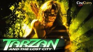 Tarzan and the Lost City | Full Movie