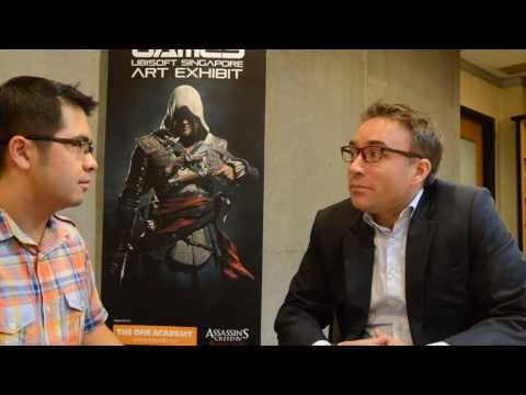 Ubisoft Singapore Inteview: The Art Behind The Game
