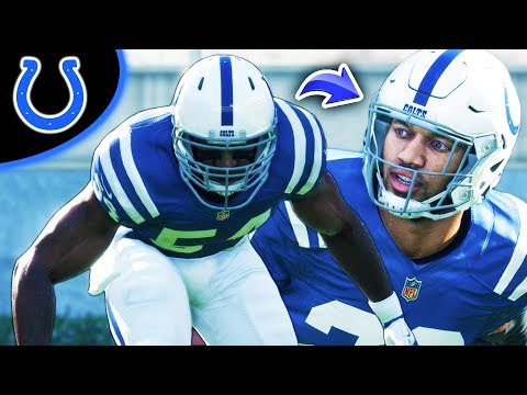 TRADING FOR NEW ROOKIE MLB & CB! Madden 18 Colts Connected Franchise Ep. 25 (S2)