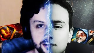Download Miracle- Meepo vs Counterpick Gorgc on Ember Spirit - Can Miracle win 1vs5? EPIC Match of Dota 2 Video