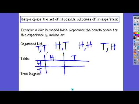 13.1 Sample Space