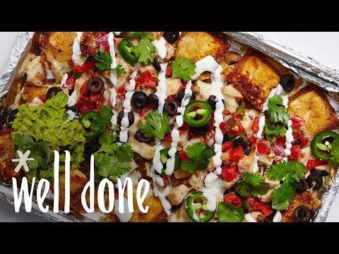 How To Make Fried Ravioli Nachos | Recipe | Well Done