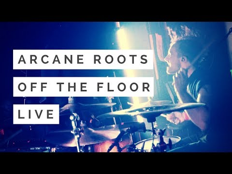 Jack Wrench (Arcane Roots)   'Off The Floor' Drum Performance