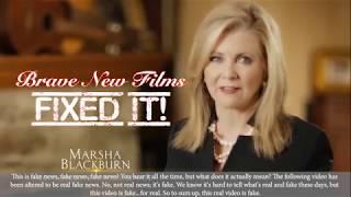 BNF Fixed It: Marsha Blackburn • BRAVE NEW FILMS