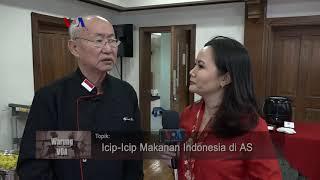 Warung VOA: Icip-icip Makanan Indonesia (2)