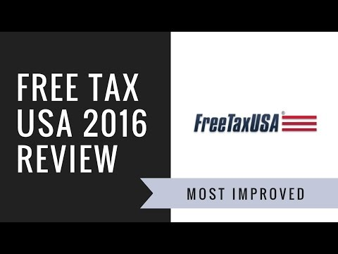 Free Tax USA Review   2016