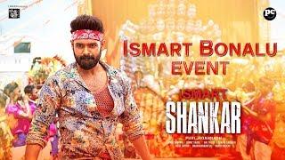 #ismartBonalu Event Highlights |  Ismart Shankar |