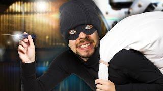 DAYLIGHT ROBBERY | Sneak Thief #1