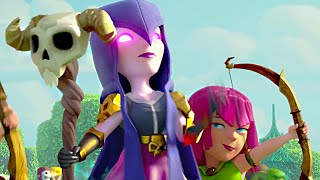CLASH OF CLANS TV Commercial Larry, Barbarian, Hog Rider (Funny)