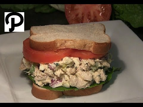 The BEST Chicken Salad Recipe: How To Make A Chicken Salad Sandwich