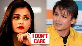 Aishwarya Rai Bachchan REACTS To Vivek Oberoi