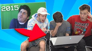 Reacting To Lost SD Card Clips (From 5+ Years Ago)